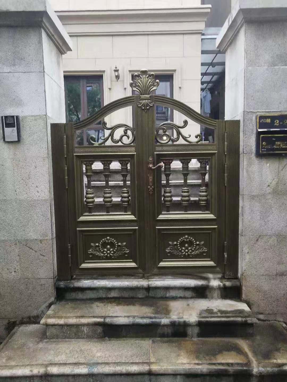 雅安别墅铝艺大门-重庆市高价别墅铝艺大门供应出售