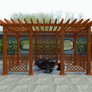 新型铝合金葡萄架-重庆市地区销量好的铝合金葡萄架怎么样