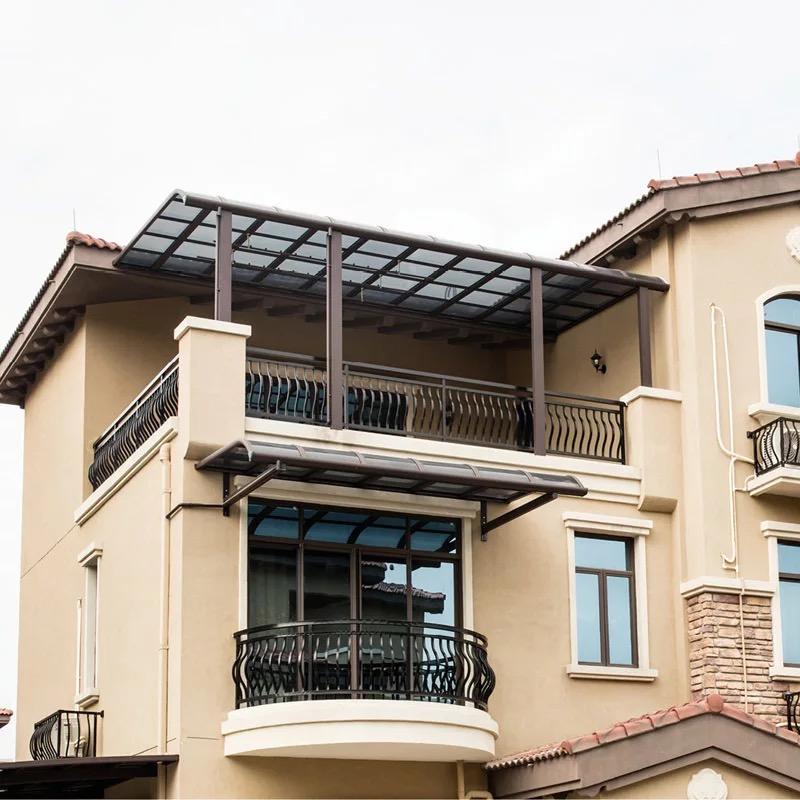 供销铝合金露台棚-买质量好的铝合金露台棚优选新逸巢新型建材