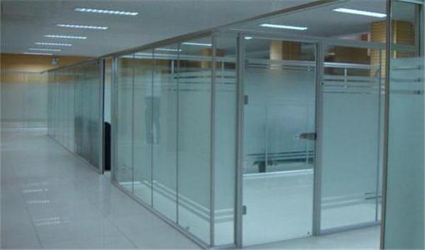 正定辦公室玻璃隔斷|石家莊有品質的辦公玻璃隔斷