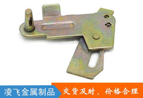 建筑铝模板方通扣 背楞卡扣 镀锌方通扣生产厂家