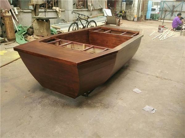 潍坊【景观船设计图】景观帆船,振兴木船企业、供货商