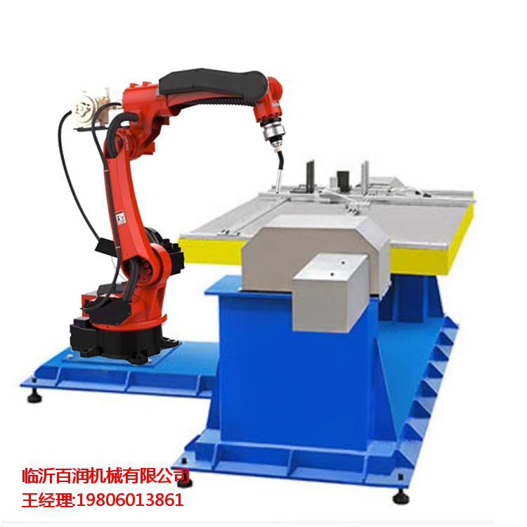 辽宁汽车制造焊接工业焊接机器人自动化设备 焊接吸尘臂批发零售