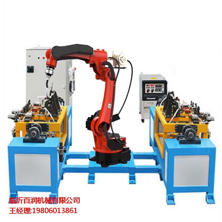 六轴焊接机器人 自动化点焊二保焊多功能工业焊接机械手源头厂家