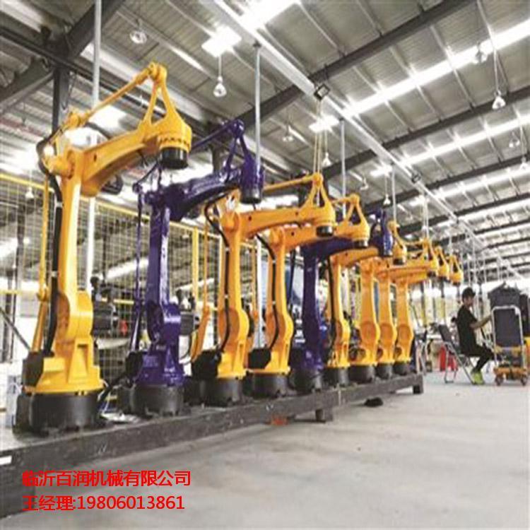湖北车辆制造焊接工业机器人焊接吸尘臂焊接自动化设备旋转灵活