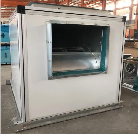 德州柜式離心風機廠家_潤博空調_柜式離心風機品質優選