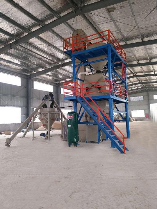 小型腻子粉设备-选购质量可靠的腻子粉搅拌机就选潍坊浩科机械