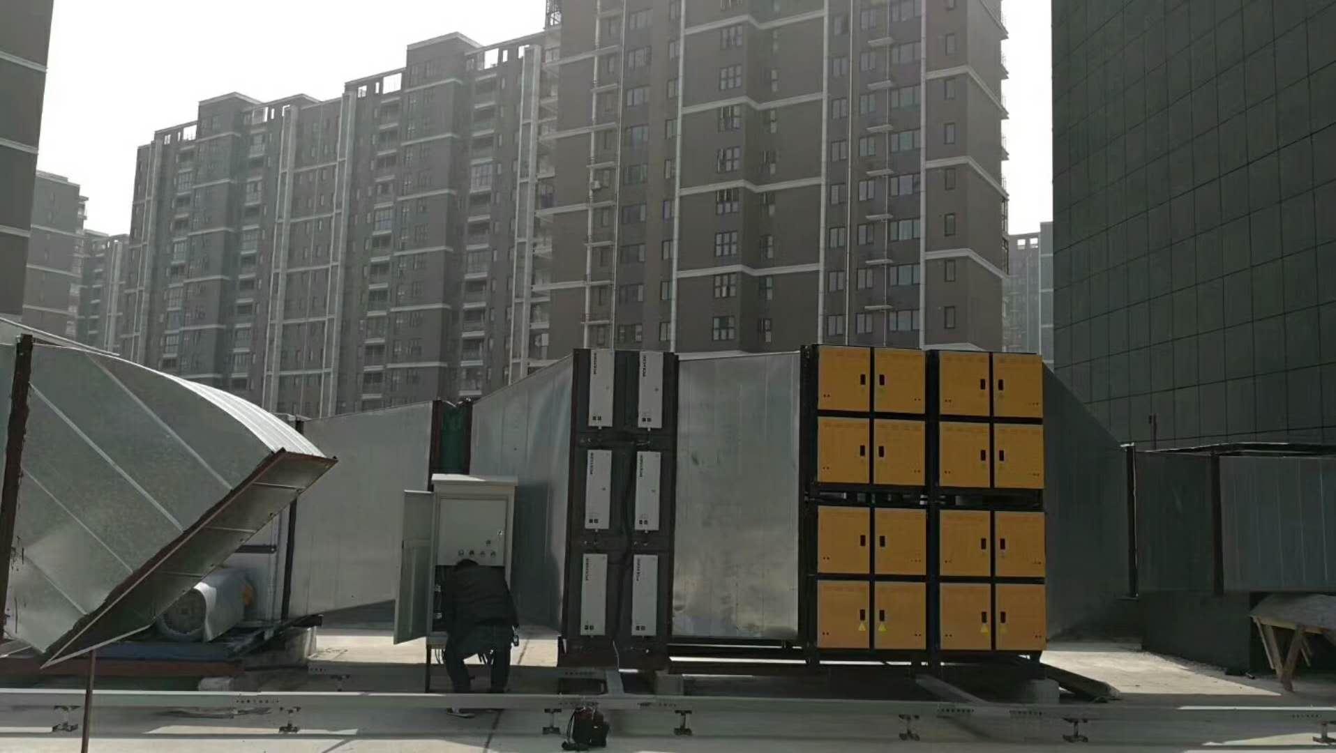 永春工業環保凈化廠家直銷|贛鑫環保專業供應工業環保凈化器