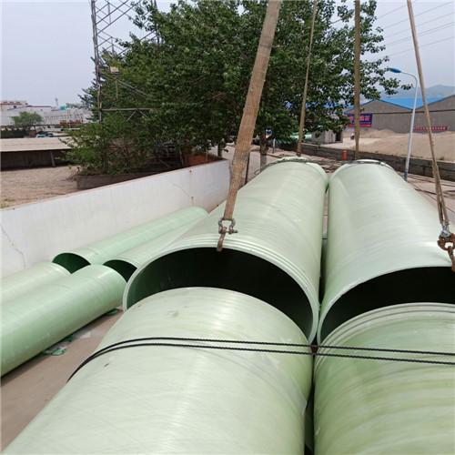 河南玻璃鋼雨水管廠家-大量供應高質量的玻璃鋼雨水管