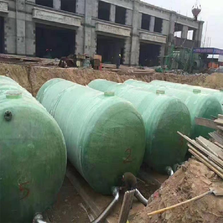 玻璃钢农村改革化粪池