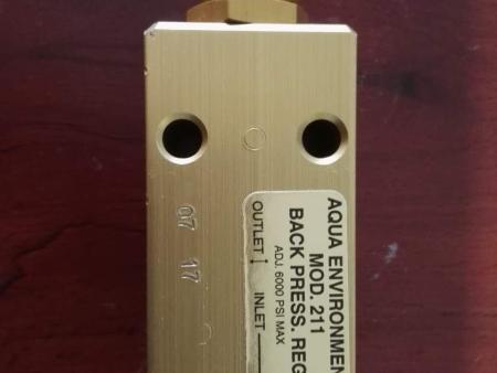 美国AQUA顺序阀背压保持阀635L/1709