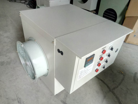 銅管水熱暖風機-水電暖風機供應商-花卉園藝暖風機供應商