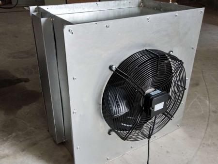 工业暖风机|质量好的铜管水热暖风机在哪可以买到