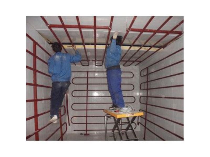 永宏制冷—吉安新干冷庫免費設計上門安裝 食品保鮮冷庫安裝調試