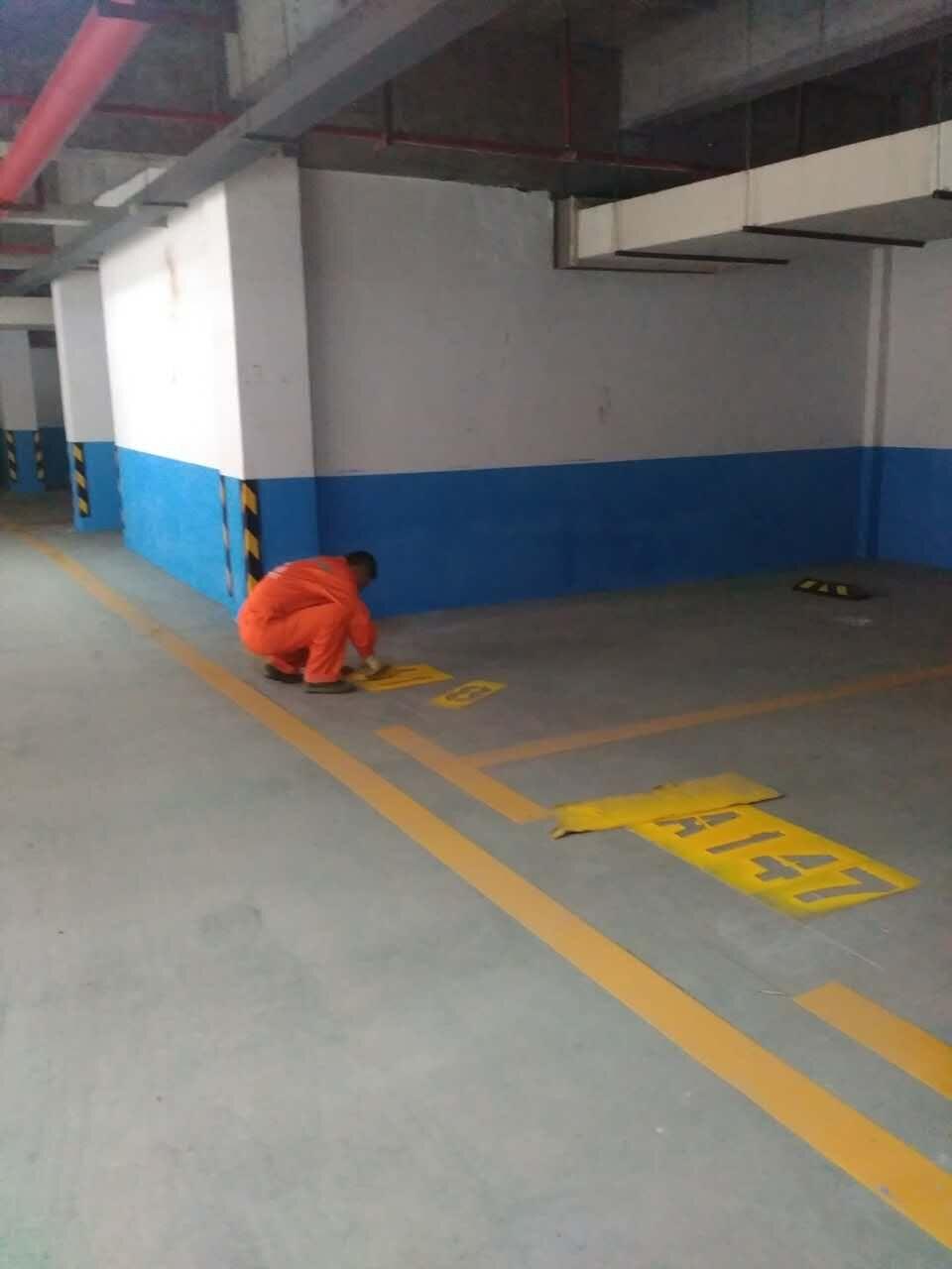专业郴州停车场施工哪家好认准安捷交通