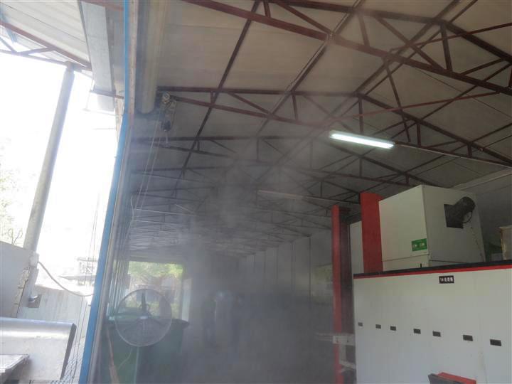 肇慶垃圾轉運站除臭,噴霧除臭空氣凈化設備