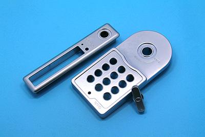 锁头_钥匙_自动报警防盗门锁_通用型防盗门锁