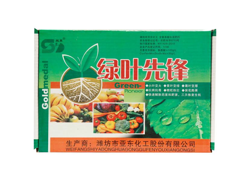 叶面肥_优良的亚东化工供应-叶面肥