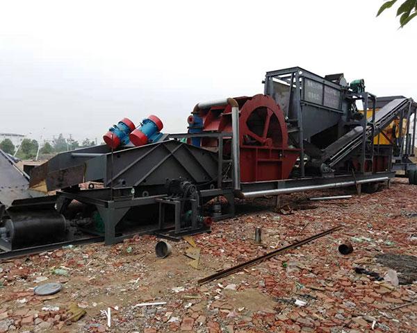 山东小型移动破碎制砂机多少钱
