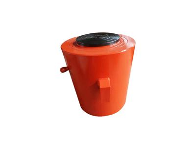 北京桩基检测液压千斤顶-价位合理的630吨-桩基检测电动液压千斤顶-鸿跃机械倾力推荐