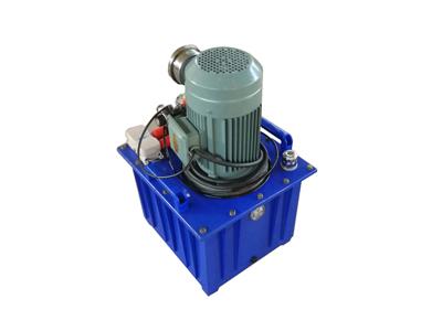电动液压泵站