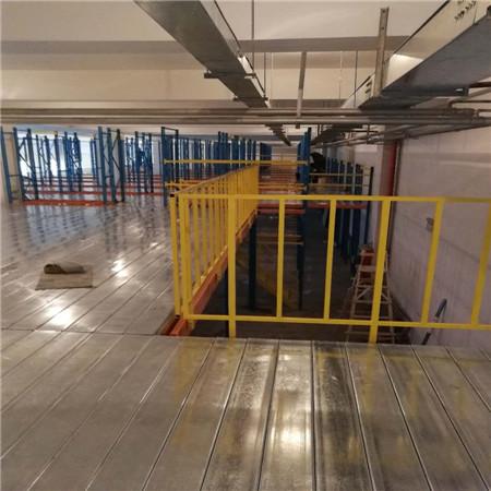 石家庄钢制平台-供应负重力强的钢制平台
