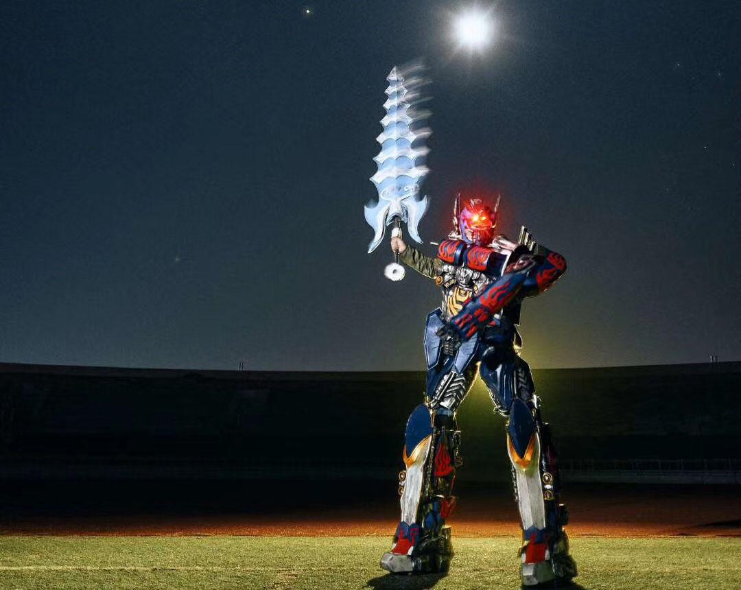 青州变形金刚盔甲-想买划算的变形金刚盔甲就来多奇汇游乐设备