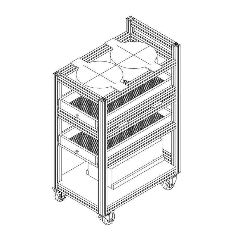 台州方形铝管_选购好用的铝型材就选杰艾逖