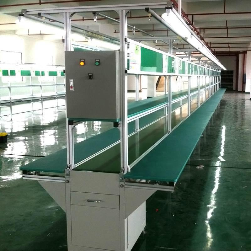 廣州操作流水線定制 杰艾逖高性價比的線棒工作臺