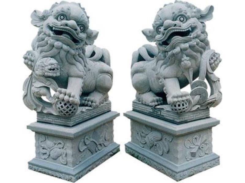 动物石雕雕刻供应-技艺精巧的福建动物石雕