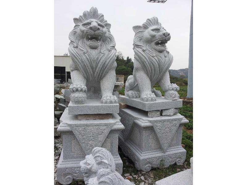 福建动物石雕雕刻-买动物石雕就到蒲鼎石业