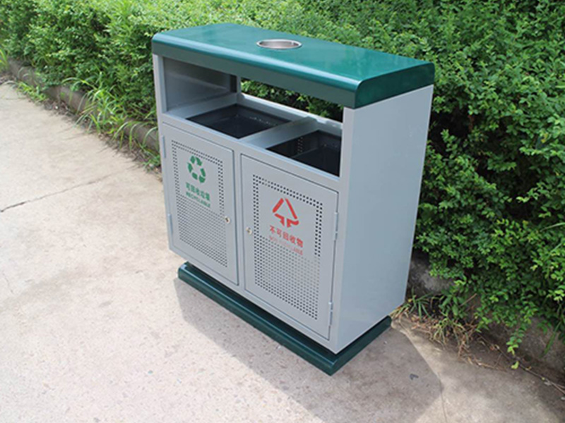 白銀垃圾桶|甘肅分類垃圾桶知名供應商