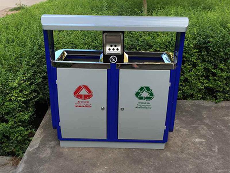 甘南分類垃圾桶-蘭州價格合理的分類垃圾桶要到哪買