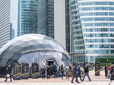 上海球形透明帐篷出售 合肥球形透明帐篷公司