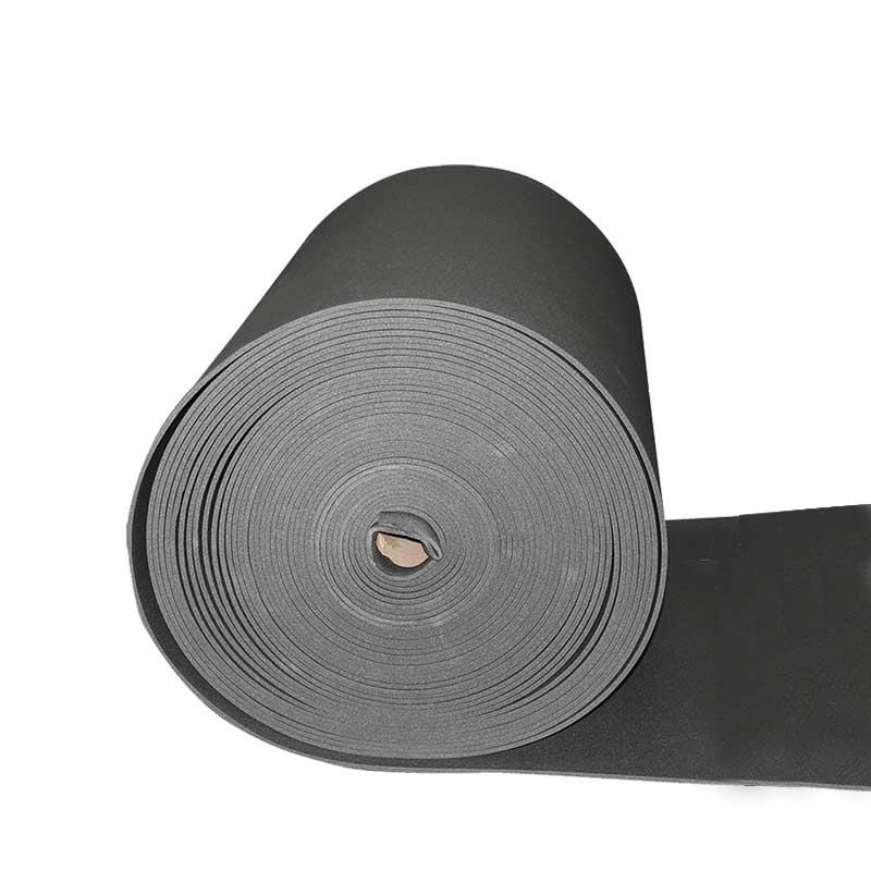 实惠的聚氨酯楼板橡胶隔音垫哪里买 南京绿色建筑隔音处理