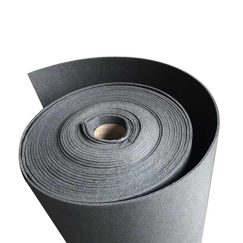 南京绿色建筑隔音处理-大量出售优惠的聚氨酯楼板橡胶隔音垫