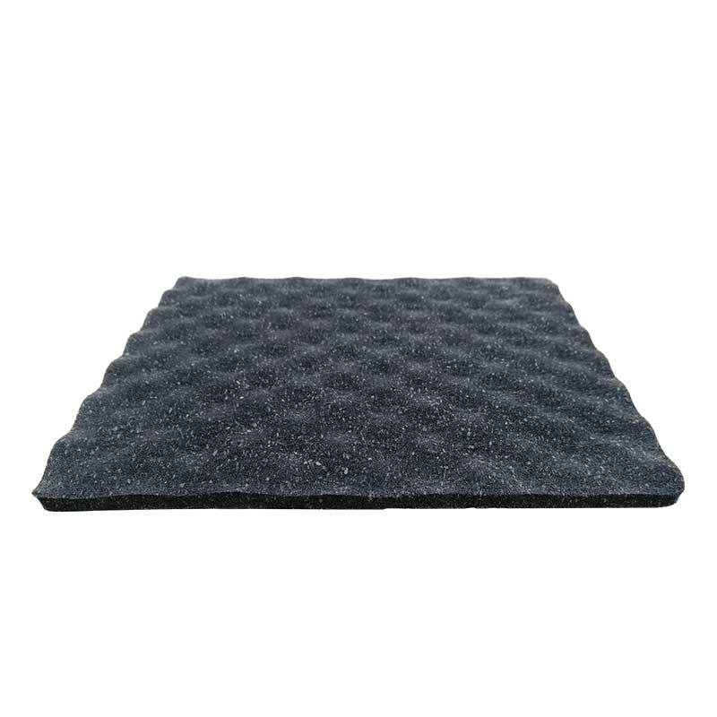 广东物超所值的聚�bin�lou板橡jiao隔音垫|合fei浮zhulou板5厚pu橡jiao隔声垫