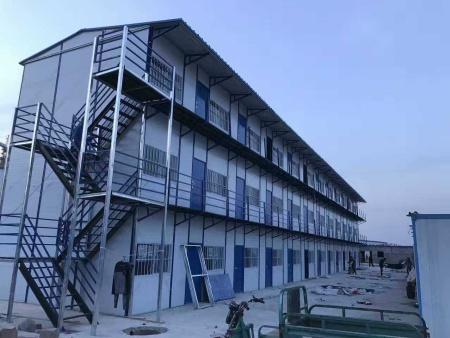 钢结构工地板房厂-品质好的工地板房供应
