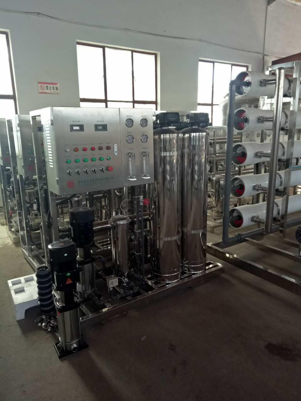 濟南凈水設備_濟南水處理設備_濟南水處理廠家地址