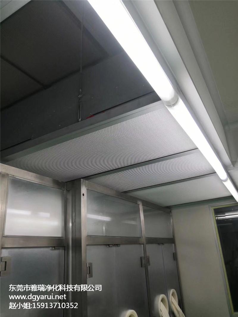 高效无隔板空气过滤器定制-雅瑞净化专业供应无隔板高效过滤器