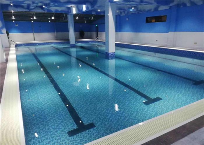 可拆式游泳池