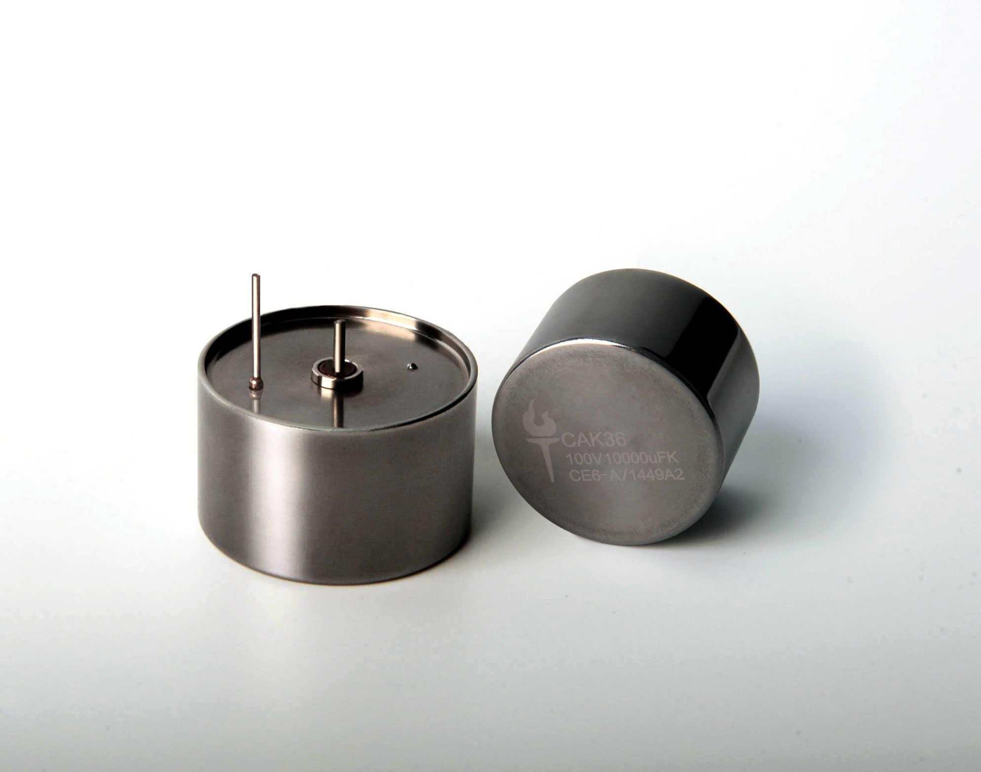 气密封非固体电解质全钽电容器