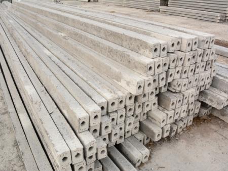 青州東明水泥制品——受歡迎的大棚立柱,水泥立柱批發商