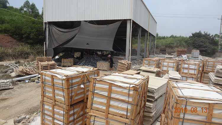新矿682花岗岩荔枝板供货商|买优良的新矿682花岗岩荔枝板优选互利石业
