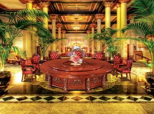 兰州酒店桌椅定制|兰州知名的西北酒店家具供货厂家