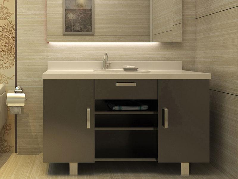 全鋁衛浴柜代理商|怎么買品牌好的全鋁衛浴柜呢