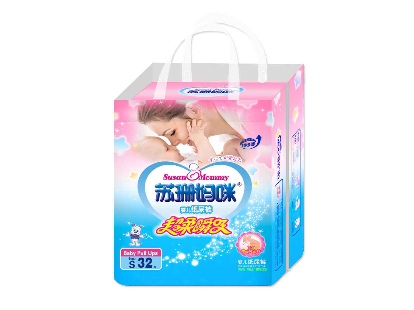 纸尿裤加工厂厂家供应-好用的苏珊妈咪纸尿裤在哪买