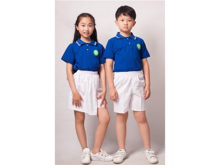 湖北小学生校服订做-质量好的小学生校服哪有卖
