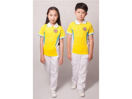 廣東小學校服定做-高質量的小學生校服哪里買