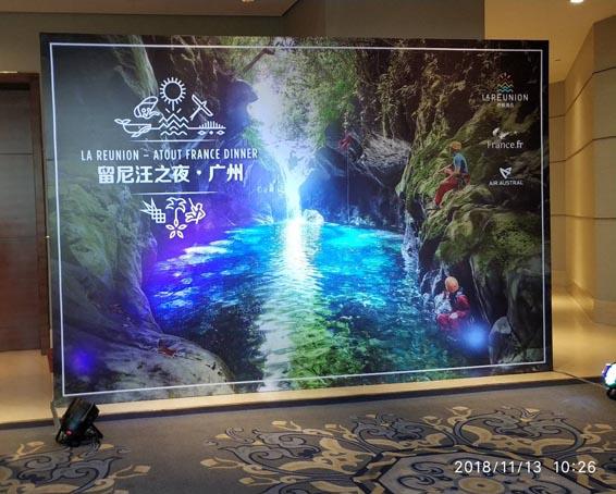 策劃公司手機號-廣州背景架會議背景板搭建服務推薦